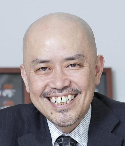 中島信也氏の写真